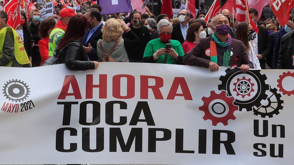 Día del Trabajador: reivindicaciones de los sindicatos este 1 de mayo