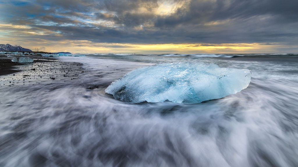 """Encuentran """"bombas de calor"""" que destruyen el hielo marino del Ártico"""