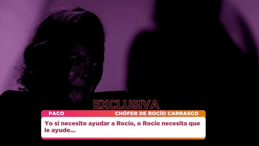 Hablamos con Paco, exchofer de Rocío Carrasco.