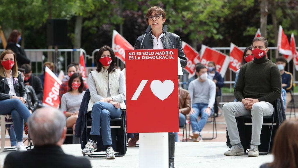 La Junta Electoral archiva la denuncia de Vox por la participación de la directora Guardia Civil en un acto del PSOE