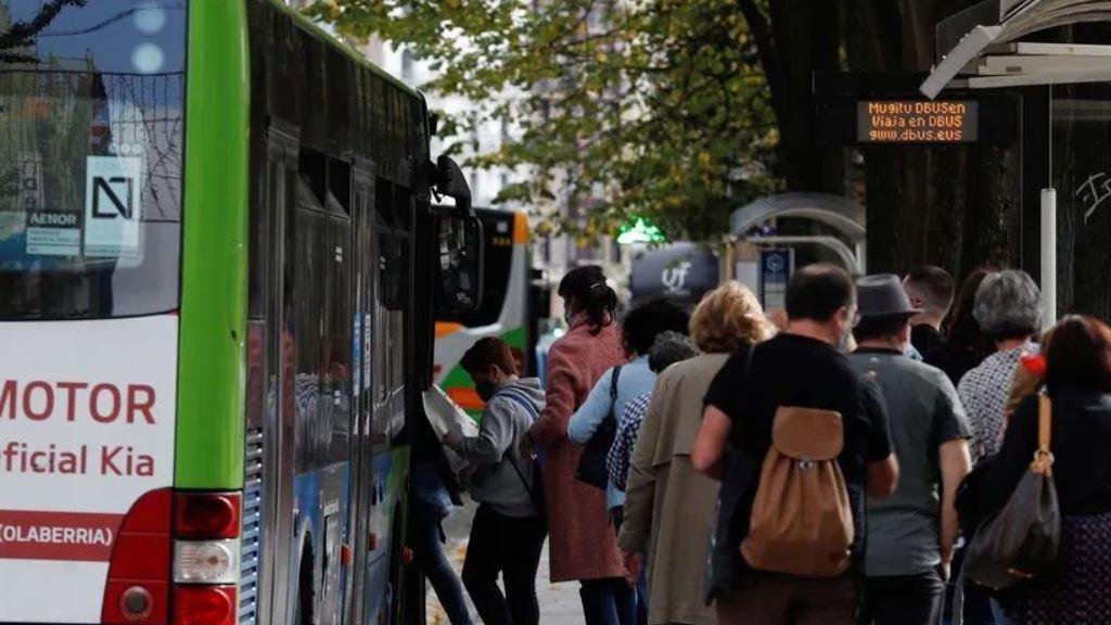 El transporte público el 4M