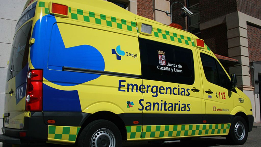 Mueren dos personas y tres resultan heridas en un accidente de tráfico en Soria