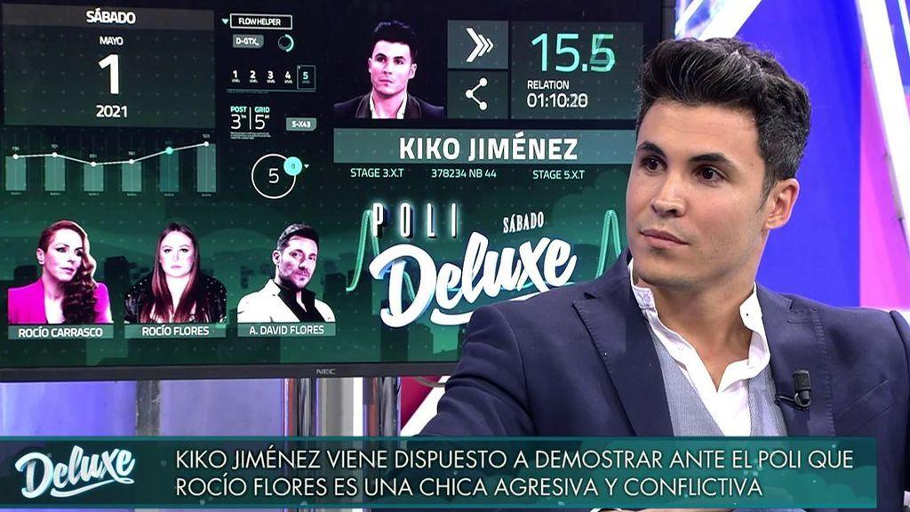 Kiko Jiménez.