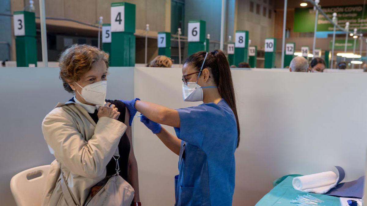 La vacunación despega en abril con 8 millones de dosis inoculadas, casi las mismas que en el primer trimestre