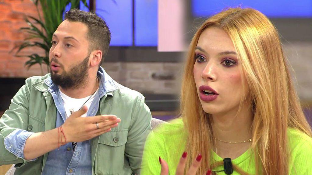 ¿Por qué no puede ni ver Rocío Flores a Alejandra Rubio?