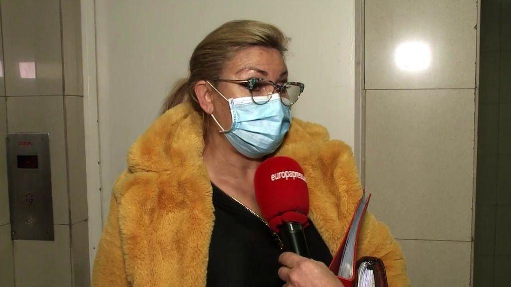 ¿Por qué pidió Raquel Mosquera el alta si no está recuperada?
