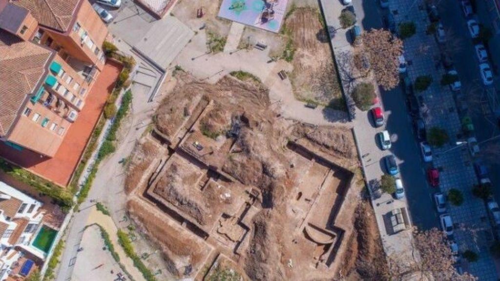 Detenidas por hacer botellón en un yacimiento arqueológico de Granada