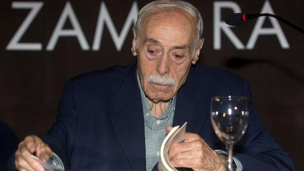 Muere el poeta zamorano Hilario Tundidor, ganador del Premio de las Letras de Castilla y León en 2013