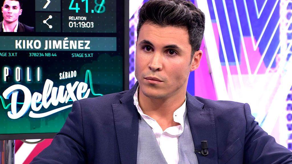 Kiko Jiménez explota contra Antonio David Sábado Deluxe 2021 Programa 639