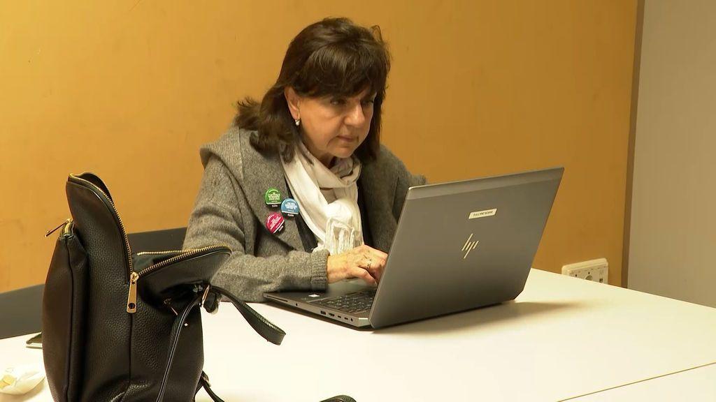 Carmen Cabestany, presidenta de NACE