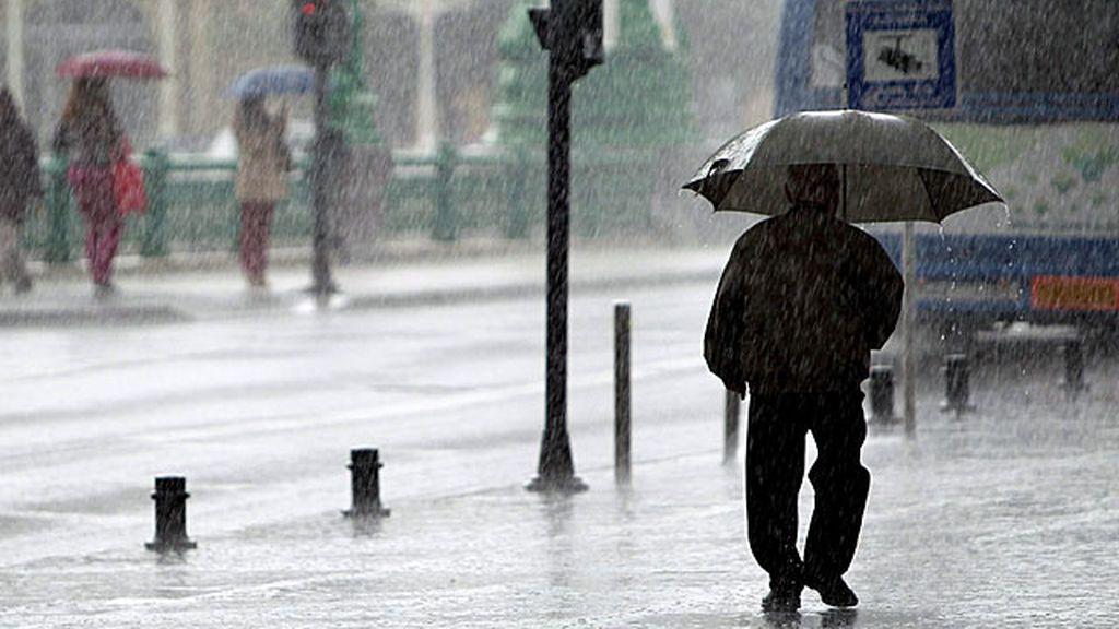 Continúa la inestabilidad meteorológica: las lluvias y las tormentas afectarán a varios puntos del país