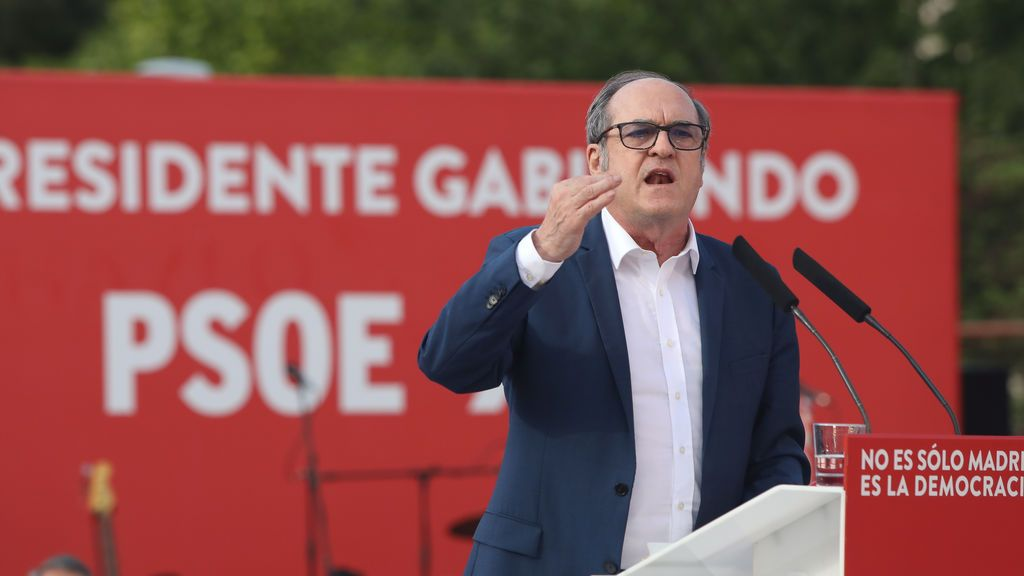 """Gabilondo cierra campaña alentando a votar para que el PP """"no se quede"""": """"Nosotros somos lo bueno por conocer"""""""