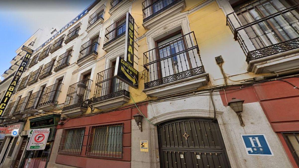 El colectivo La Ingobernable okupa un nuevo edificio en pleno centro de Madrid