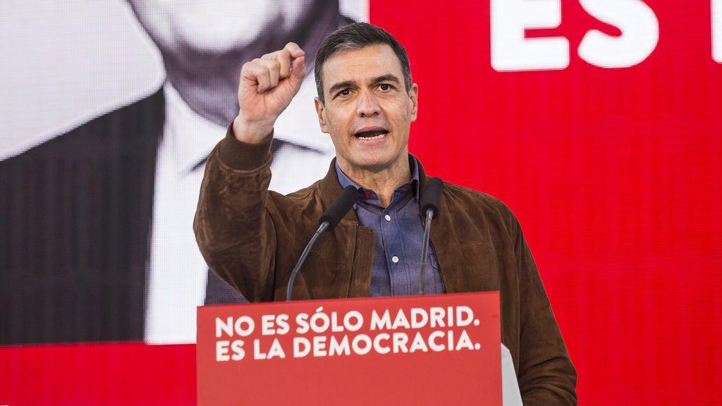 """Sánchez celebra los 142 años del PSOE en un momento """"lleno de dificultades"""": """"Siempre hemos estado a la altura"""""""