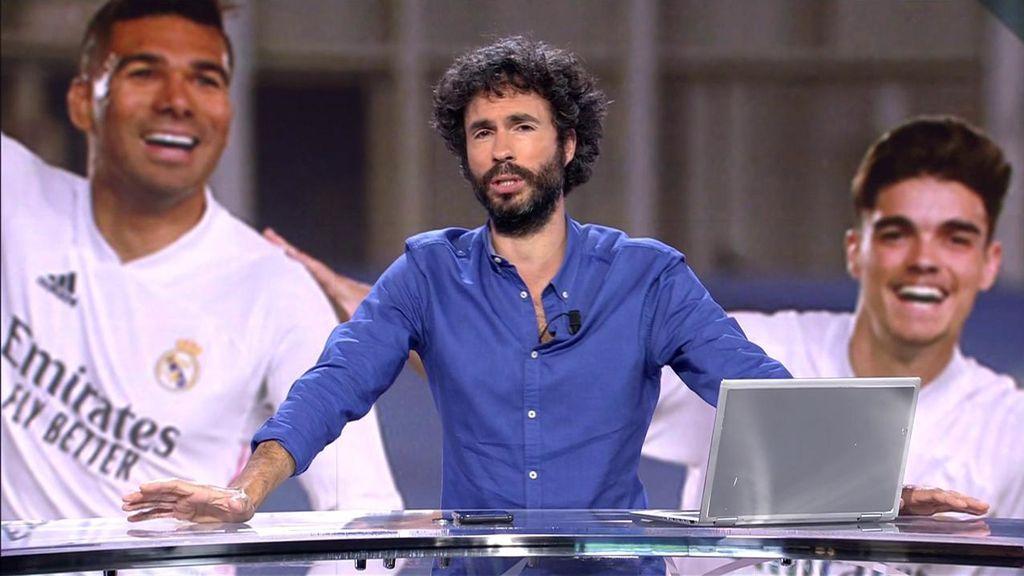 """""""Militao es el futbolista más en forma ahora mismo en el Madrid"""""""