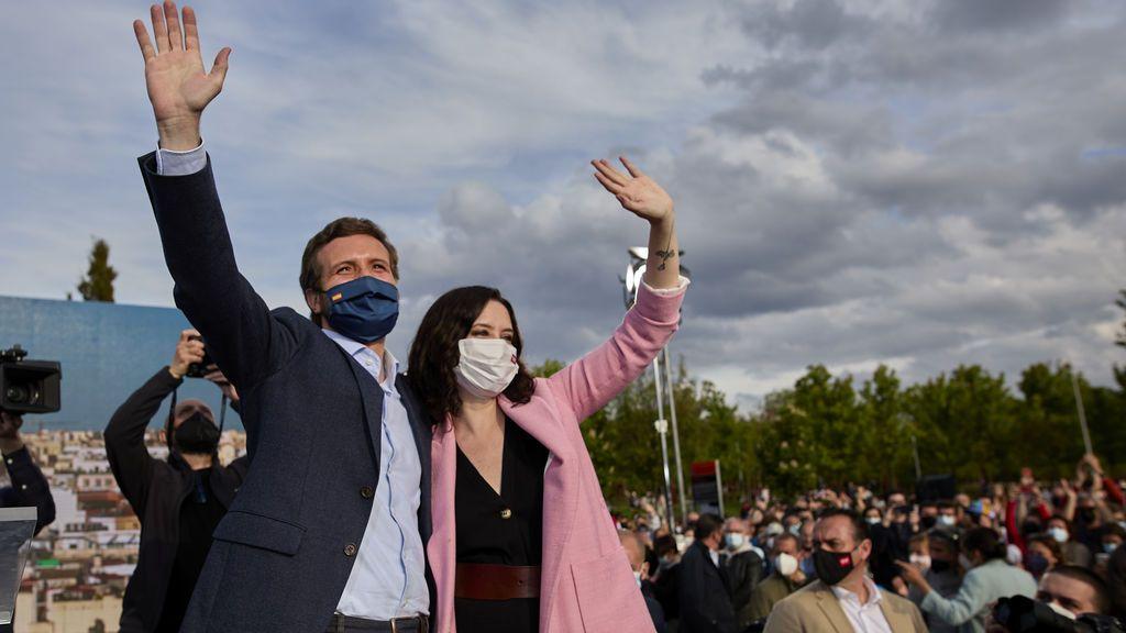 Madrid cierra la campaña de unas elecciones que redefinirán la política española