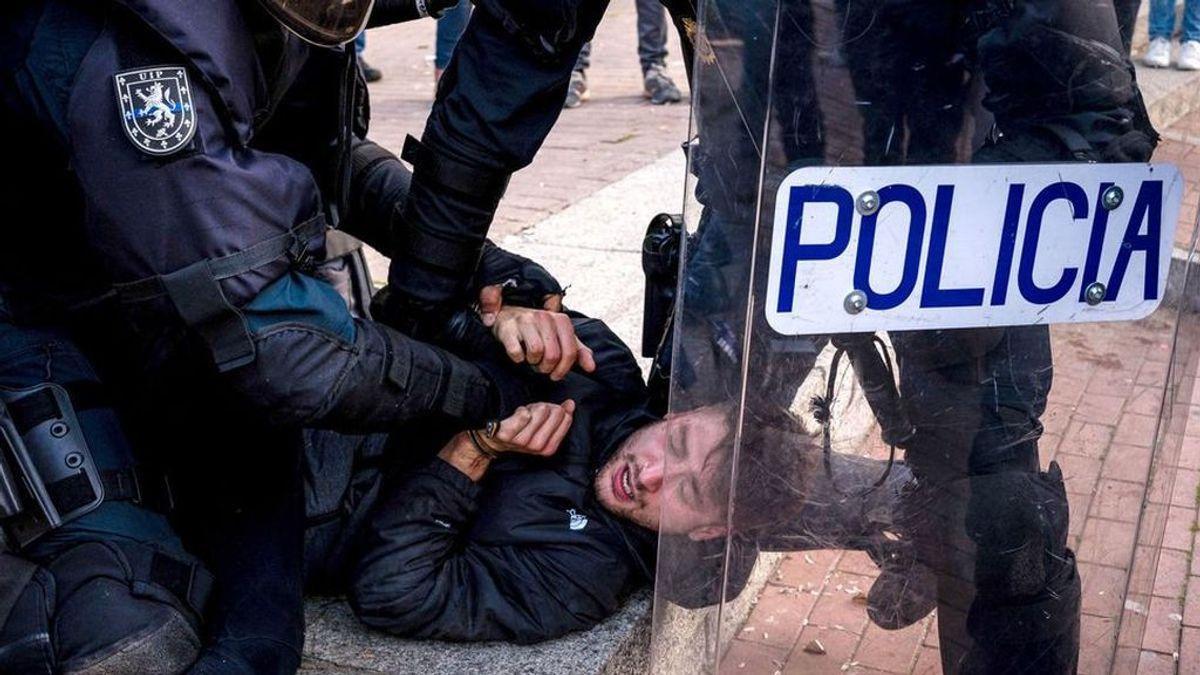 El sindicato de Vox denuncia a Podemos por presunto intrusismo profesional de sus miembros de seguridad detenidos