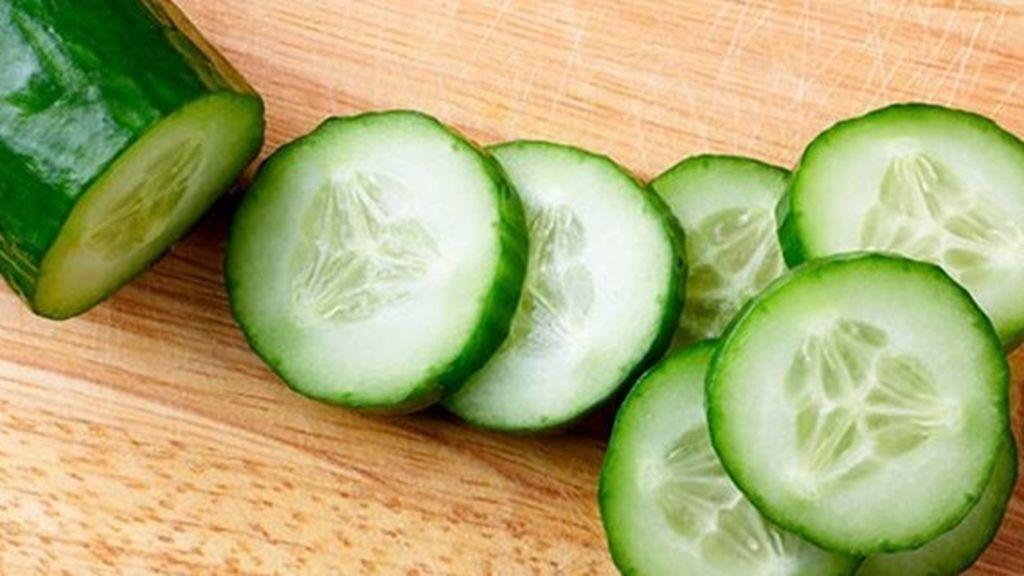 El pepino es un producto natural con infinidad de beneficios.