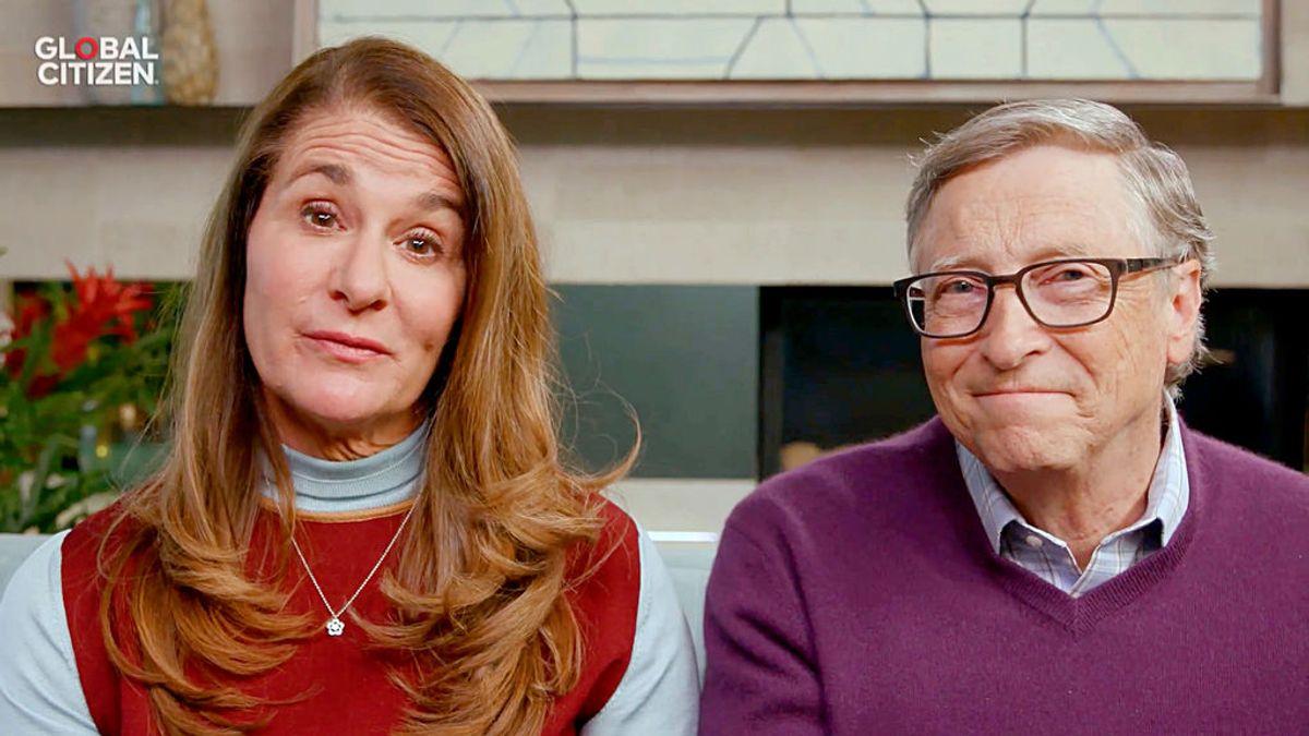 Bill y Melinda Gates se divorcian después de 27 años casados