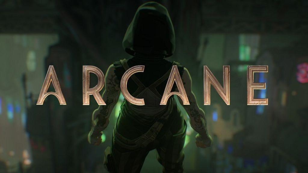 League of Legends anuncia su serie animación: Arcane