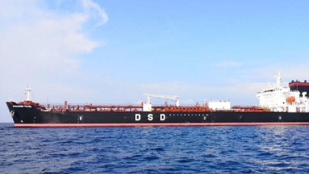 En cuarentena un barco en el Puerto de Bilbao tras dos posibles casos de covid