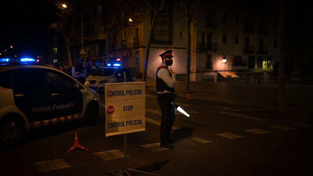 Cataluña no ampliará el toque de queda tras el estado de alarma