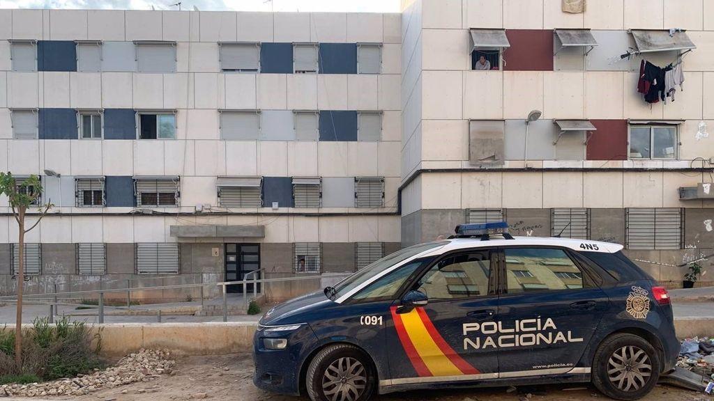 Detenida una joven de 22 años por ocupar la vivienda de una vecina al pensar que había muerto en Alicante