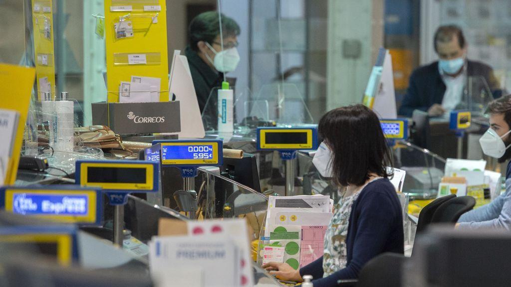 El voto por correo en Madrid sube un 41% respecto a las elecciones de 2019