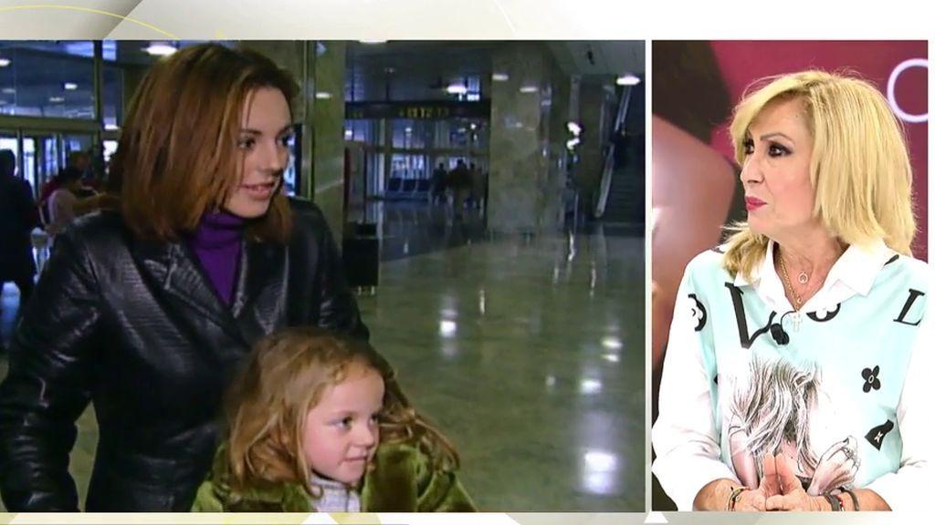 Rosa Benito opina que Rocío Carrasco y Ro Flores tienen que tener una conversación