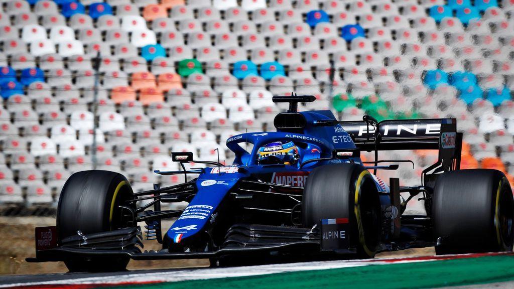 """El mejor Fernando Alonso está de vuelta y lo dejó claro en pista: """"¿Quién es el siguiente?"""""""