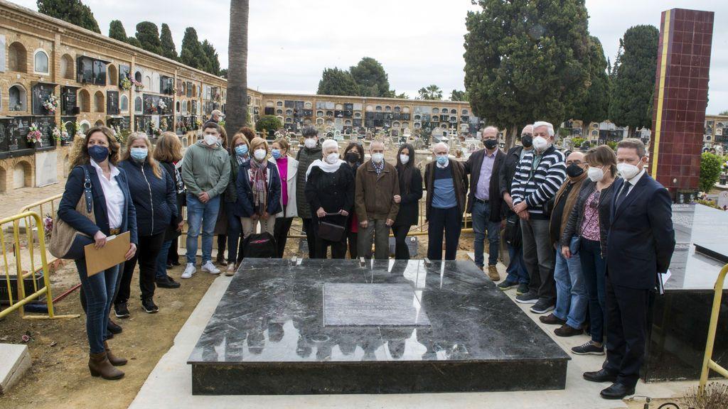 Exhumación Fosa 114 Cementerio Paterna
