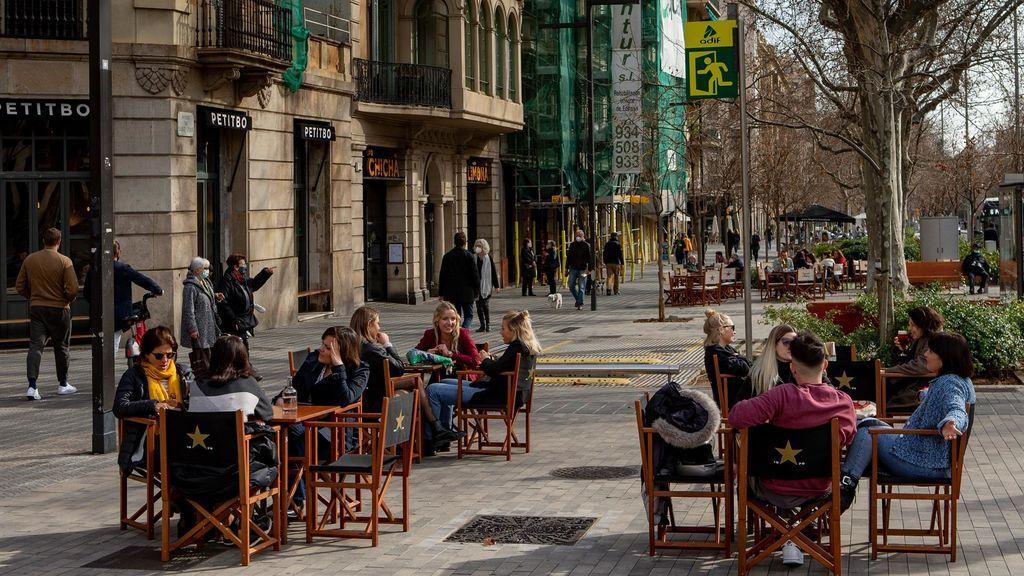 Última hora del coronavirus:  Cataluña, lista para levantar el toque de queda el 9 de mayo si los datos son buenos