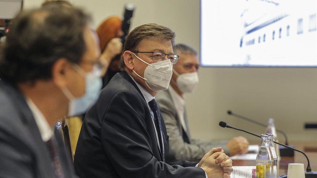 Ximo Puig plantea levantar el cierre perimetral y ampliar el toque de queda en la Comunidad Valenciana