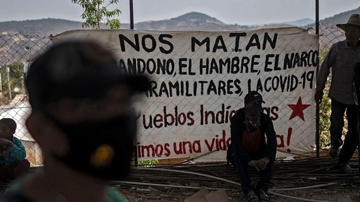 La violencia en México: registra 2.370 asesinatos en abril, 79 homicidios diarios