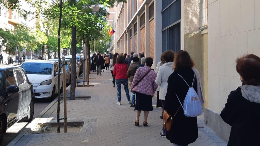 Elecciones de Madrid: consulta la cola de tu colegio antes de ir a votar