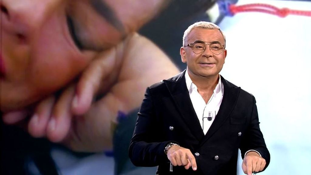 """El 'zasca' de Jorge Javier Vázquez a Rocío Flores: """"Si viene ella, no vengo yo"""""""
