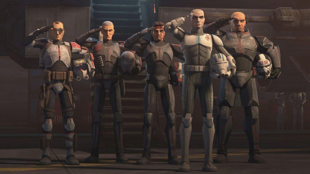 Nuevos personajes para una nueva historia: así es el 'Bad Batch'