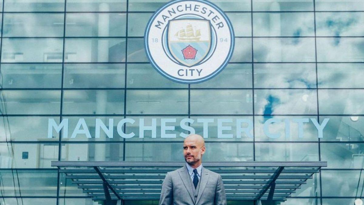 Pep Guardiola vuelve a hacer historia en el Manchester City al meter al equipo en la final de la Champions