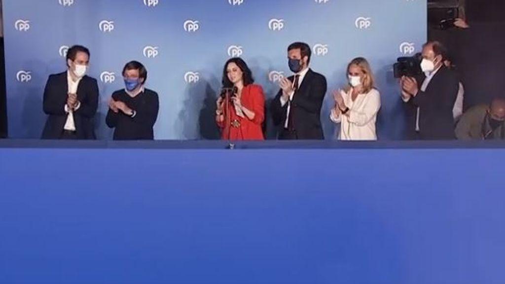 Las elecciones del 4M en Madrid, en imágenes