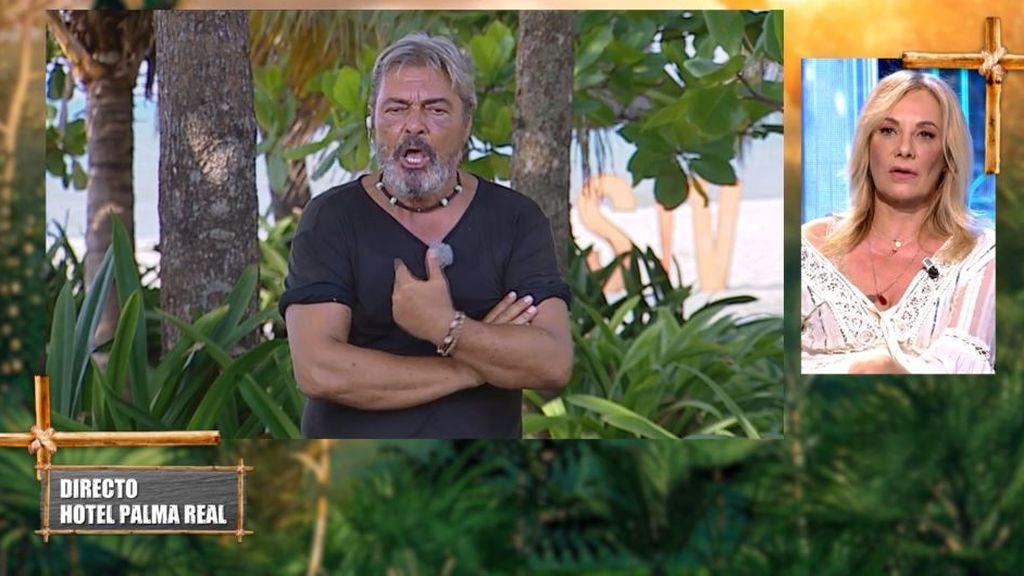 Antonio Canales niega a Rocío Carrasco