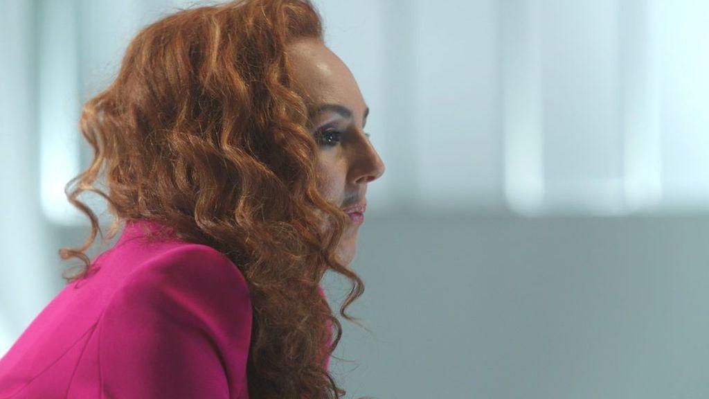 Rocío Carrasco, en el episodio 9