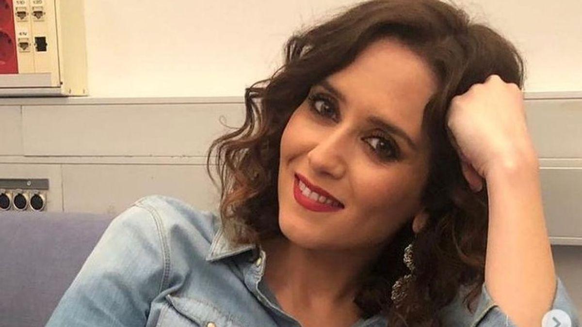 Isabel Díaz Ayuso, tras su entrevista en 'Viva la vida'