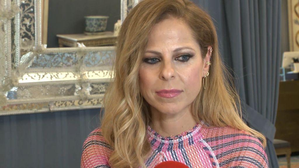 Pastora Soler da su apoyo personal a Rocío Carrasco