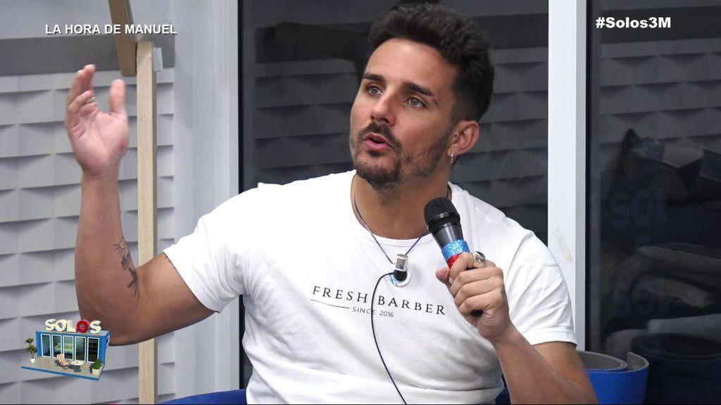 Manuel desvela la verdadera razón por la que no funcionó su relación con Fiama tras 'La isla de las tentaciones'