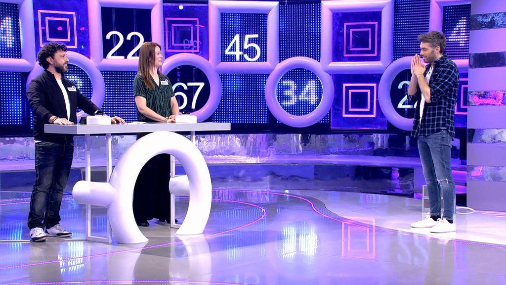 Segun y Amparo El concurso del año Temporada 3 Programa 483