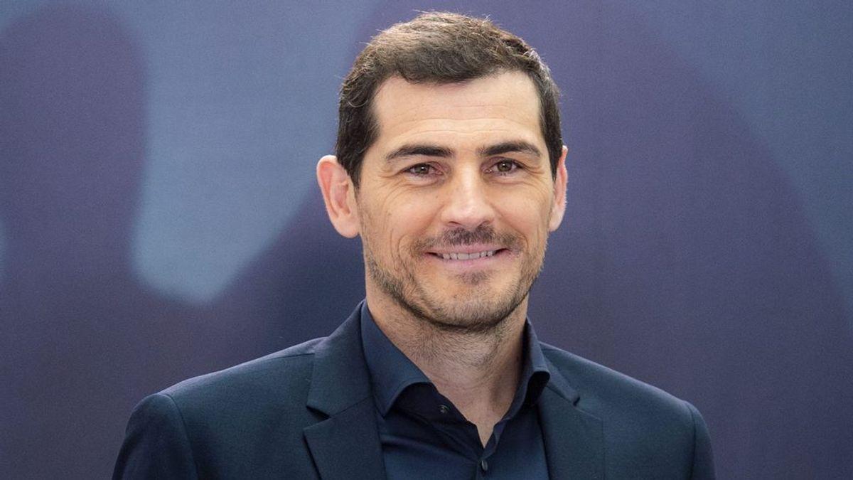 """Iker Casillas, sobre la forma en la que educa a sus dos hijos: """"Yo no soy como mi padre cuando era pequeño"""""""