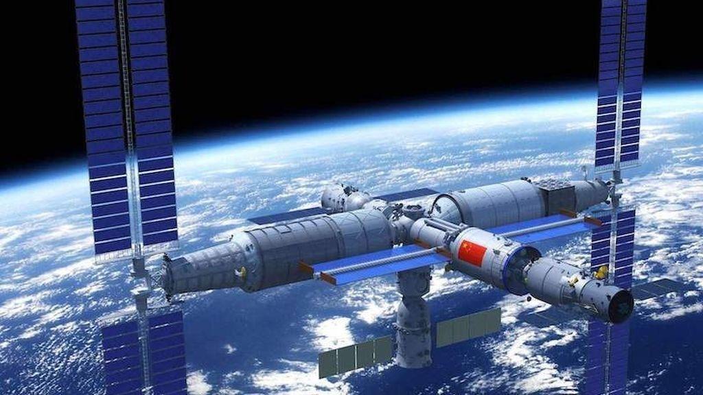 Inquietud por el inminente reingreso de un cohete chino en la Tierra esta semana