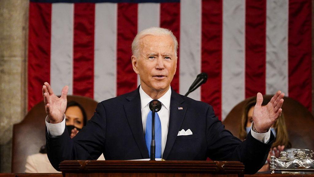 Biden quiere llegar al 70% de la población con al menos una dosis el Día de la Independencia
