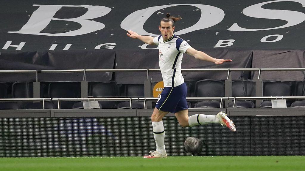 El Madrid se frota las manos con el deseo del Tottenham: quieren a Bale un año más