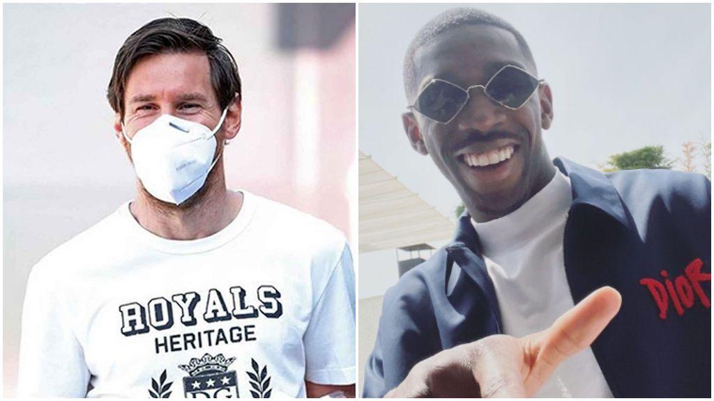 El vestuario del Barcelona sostiene que cumplieron con los protocolos de Sanidad en la conjura en casa de Messi